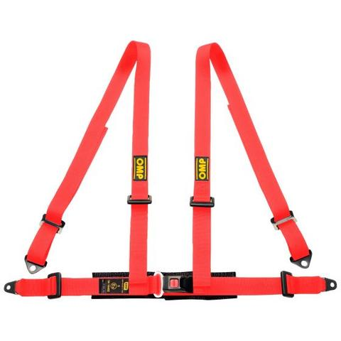 OMP Harness - Clubman Road 4