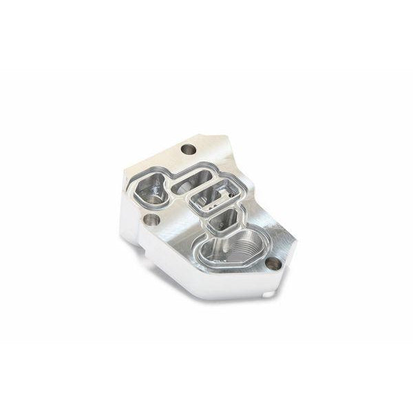 TracTuff J Series Remote Oil Filter Block Adapter