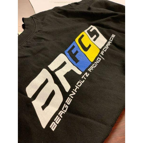 Bergenholtz/FcsRace collaboration 25 year anniversary T shirt