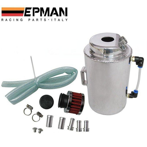 EPMAN 2L Alloy Oil Catch Can Kit-Catch Cans & Reservoirs-Speed Science