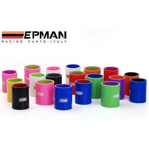 EPMAN Straight Silicone Joiner-Silicone Hose & Clamps-Speed Science