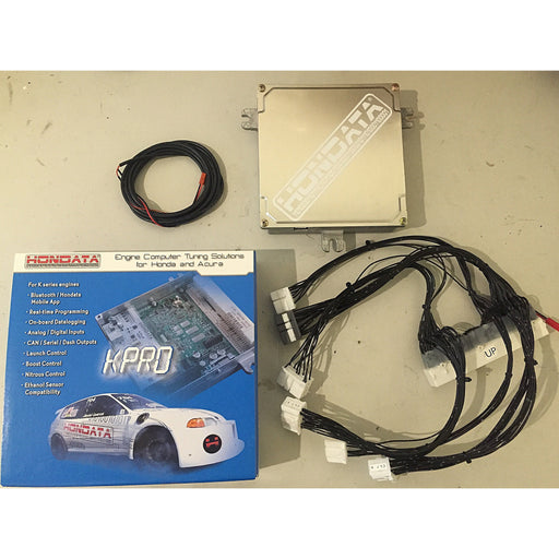 Hondata K-Pro 4 - CL7 Dual ECU Package-ECU's & Accessports-Speed Science