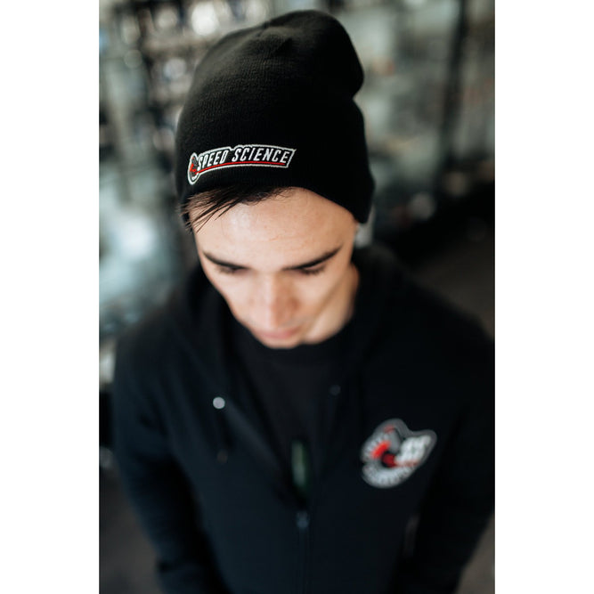 Speed Science Logo Beanie