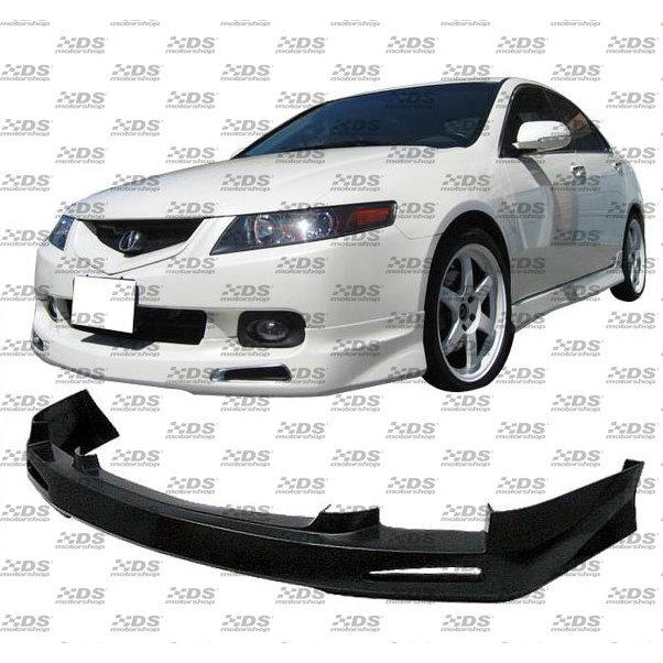 HC Racing Front Lip - Honda CL7/9 02-05 Type 2-Lips, Flares & Kits-Speed Science