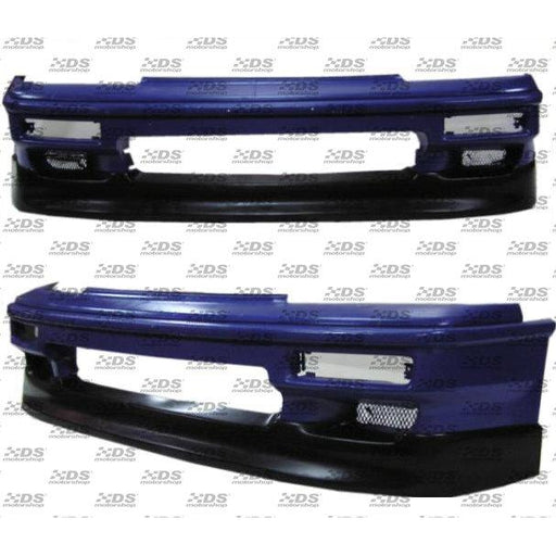 HC Racing Front Lip - EF CRX 90-91 Facelift Type 1-Lips, Flares & Kits-Speed Science