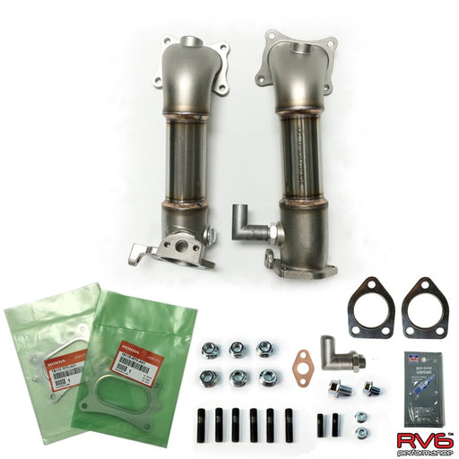 RV6™ PCDs™ (Precat Deletes) for Accord V6 13-17 (3.5L)