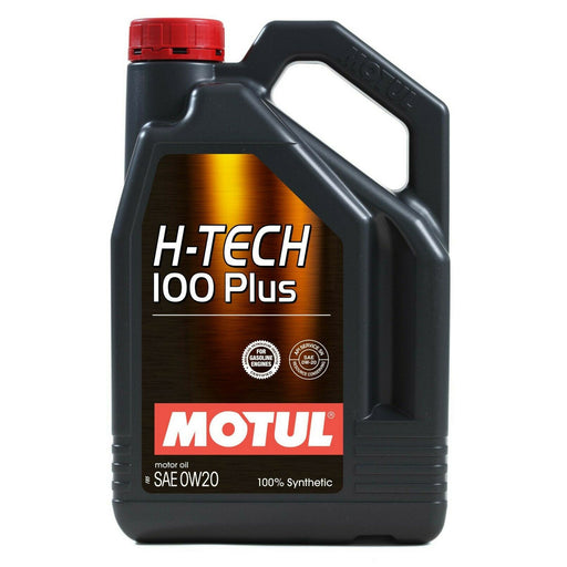 Motul H-Tech 100 Plus 0W20 5L