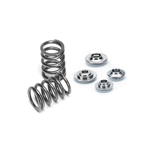 Supertech Single Valve Spring & Retainer Kit - D Series