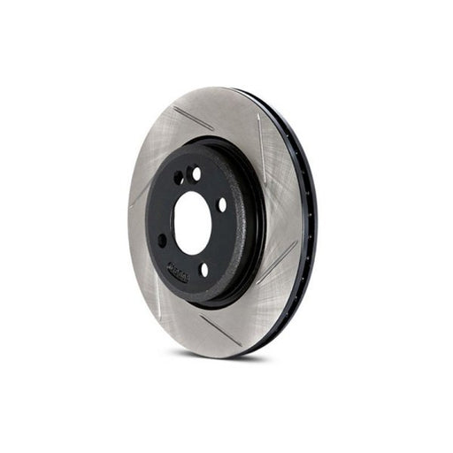 StopTech Power Slot CRYO-STOP Rear Rotors - 239mm - EF/EG/EK/DA/DC-Brake Rotors-Speed Science