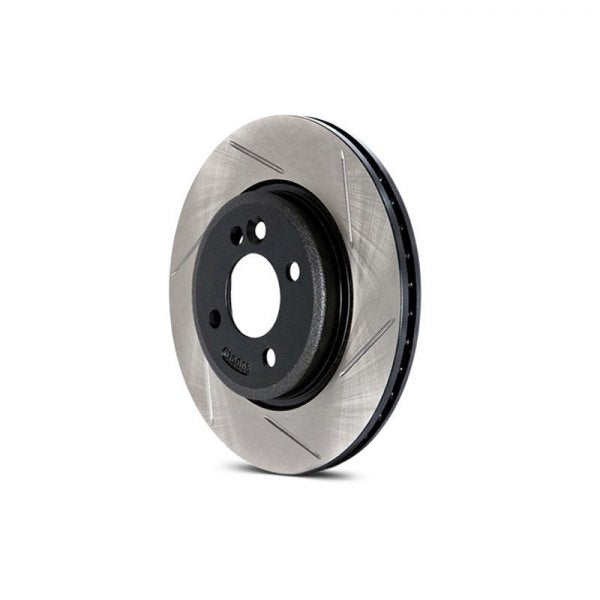 StopTech Power Slot CRYO-STOP Front Rotors - 262mm - EF/EG/EK/DA/DC-Brake Rotors-Speed Science