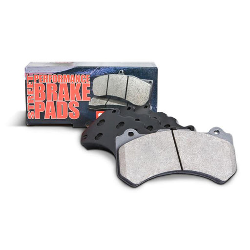StopTech Performance Front Brake Pads - MS3 Gen 1/2-Brake Pads-Speed Science