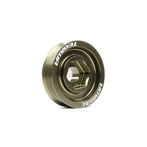 Tegiwa Alloy Underdrive Crank Pulley - K20A DC5/EP3-Pulleys-Speed Science
