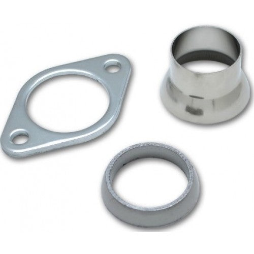 "Vibrant 2.5"" Flange & Donut Header Install Kit-Exhaust Flanges-Speed Science"