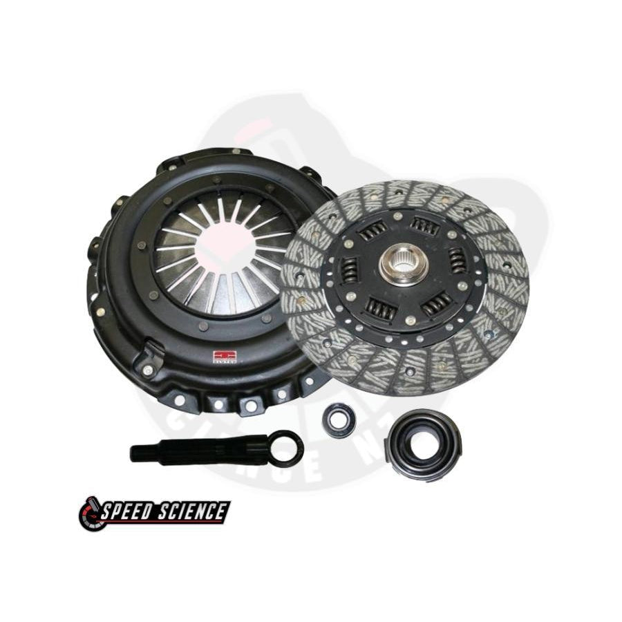 Competition Clutch Stock Clutch Kit - H/F Series-Clutch Kits-Speed Science