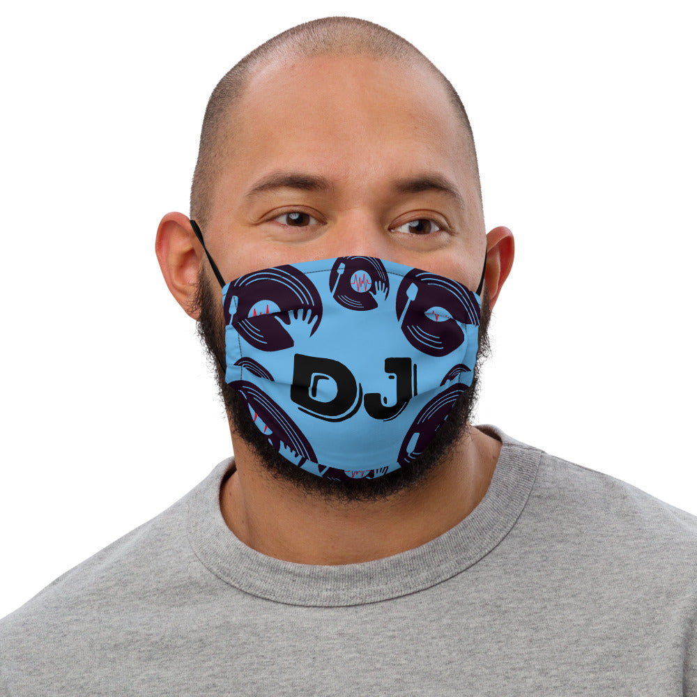 DJ Premium Face Mask