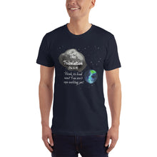 Load image into Gallery viewer, Tribulation Asteroid What's Next Men 's T-Shirt - Clove And Lime Design Shoppe