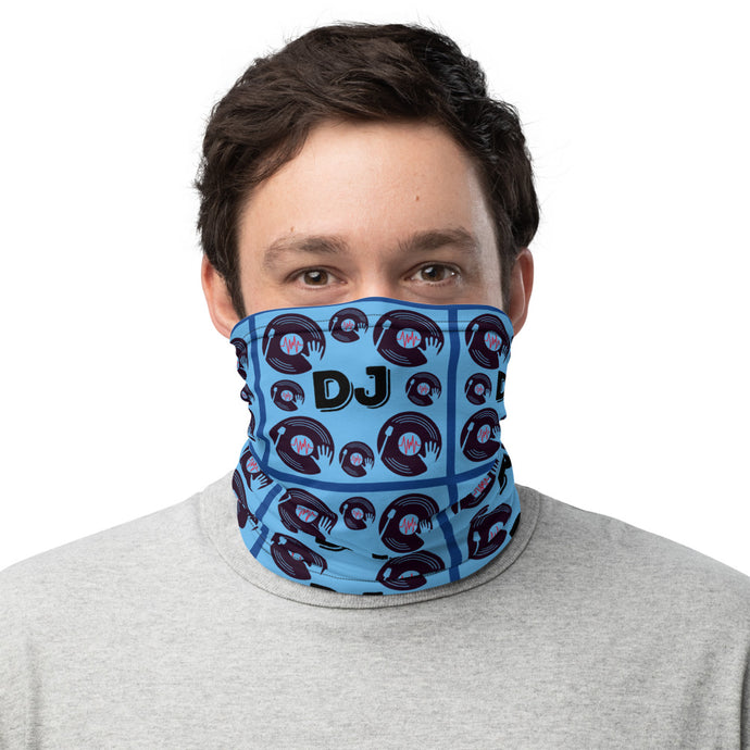 DJ Neck Gaiter and Face Covering - Clove And Lime Design Shoppe