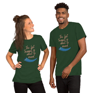 The Last Trumpet Short-Sleeve Unisex T-Shirt Men and Women - Clove And Lime Design Shoppe