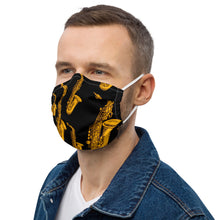 Load image into Gallery viewer, Alto Sax Face mask - Clove And Lime Design Shoppe