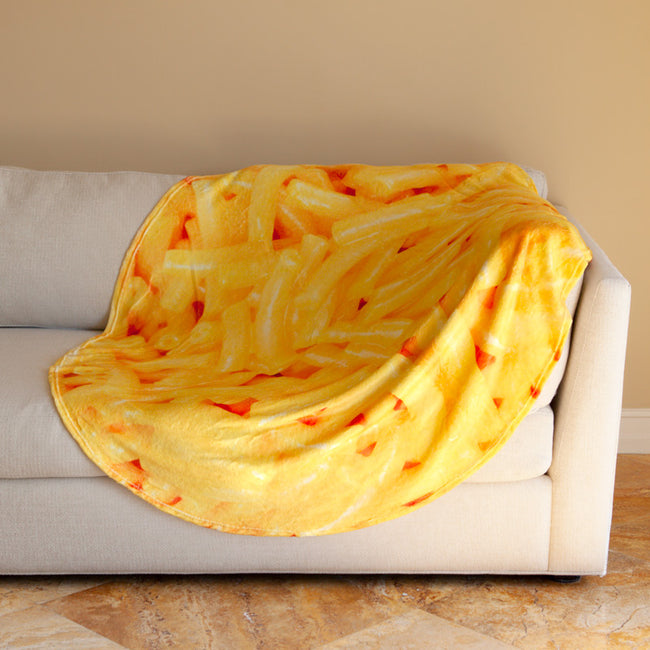 Mac n Cheese Blanket