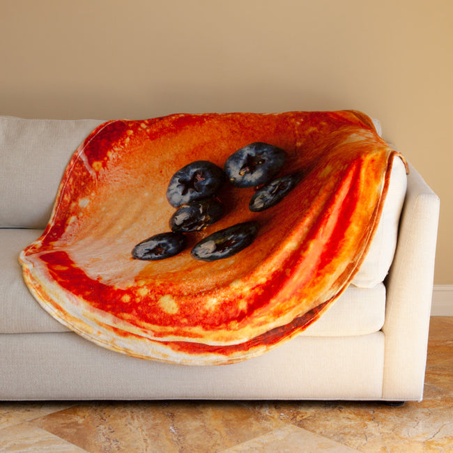Blueberry Pancakes Blanket
