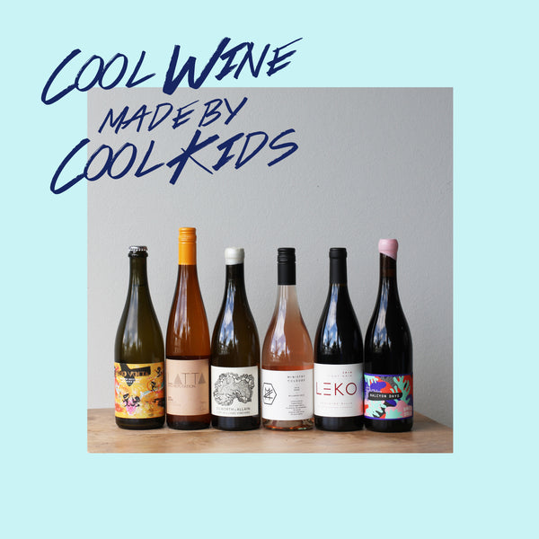 Cool Wine made by Cool Kids