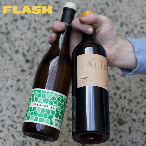 Flash Festival Wine Tasting Pack