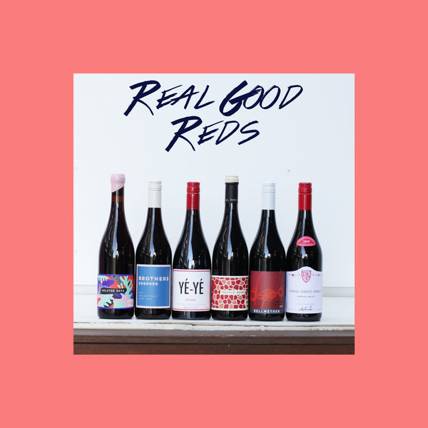 Real Good Reds