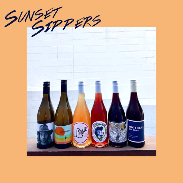 Sunset Sippers