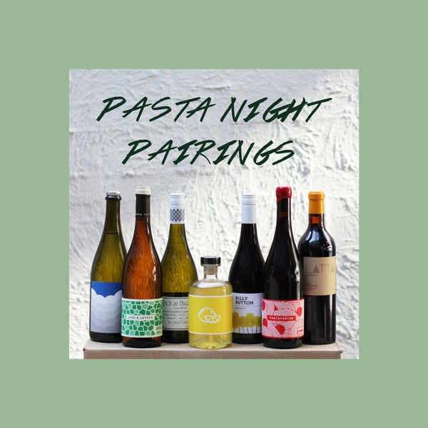 Pasta Night Pairings