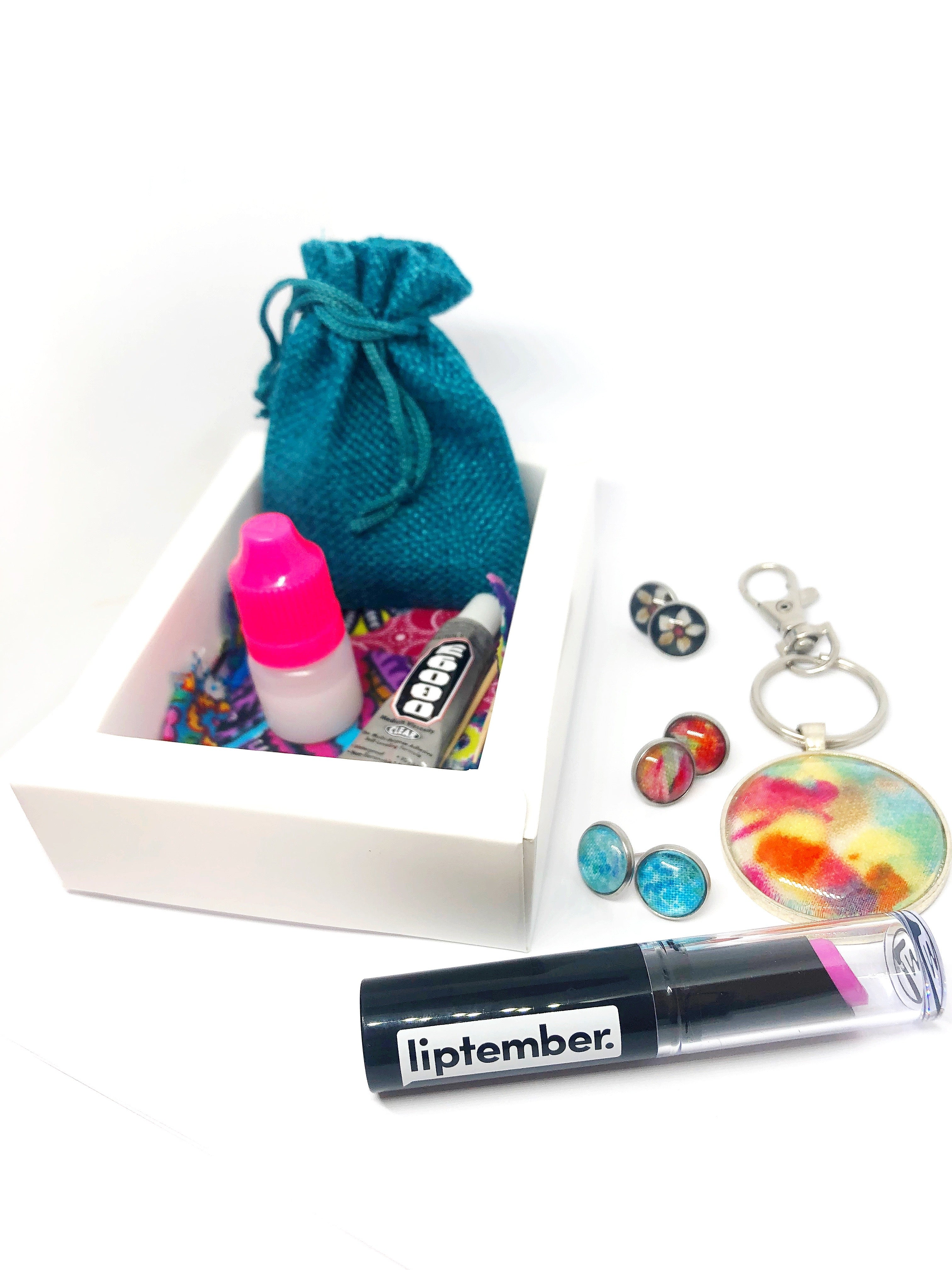 Limited Edition Liptember DIY Kit (ADD ON Extras Available!)