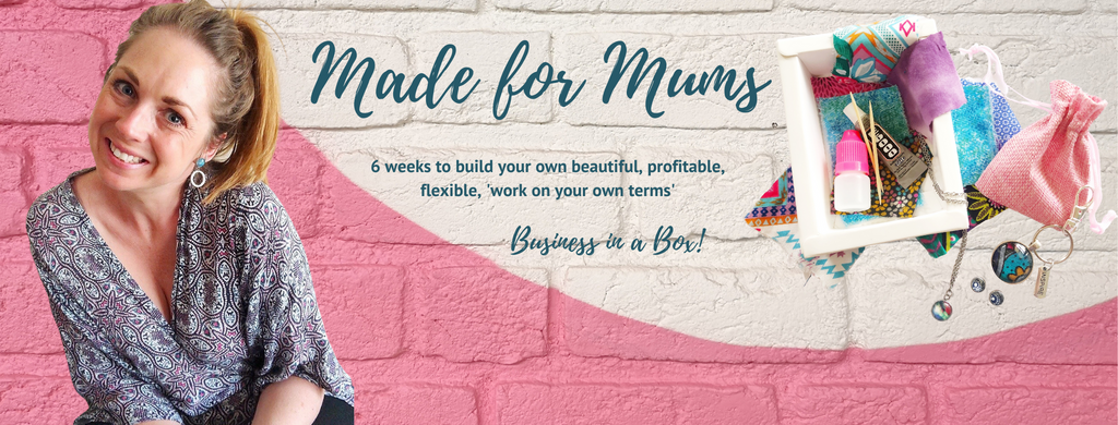 Made for Mums- Business in a Box- 35 items and so much more!