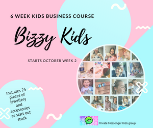 Bizzy Kids 6 week course