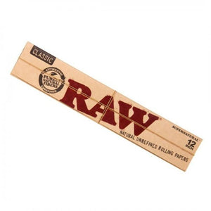 "Raw Classic Supernatural ""12"" one feet papers"