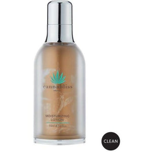 Cannabliss organic Moisturising lotion