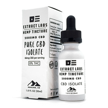 Load image into Gallery viewer, Extract Labs Pure CBD Isolate Tincture