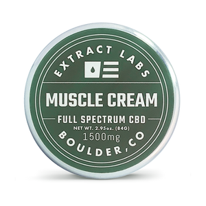 Extract Labs Muscle cream