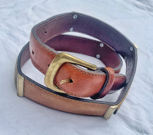 Fossil 100% Leather Belt (S/M)