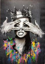Load image into Gallery viewer, Bansky art Pop Posters and Prints - Your Own Unique