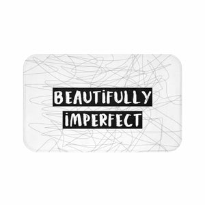 Beautifully Imperfect Bath Mat - Your Own Unique