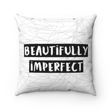 Load image into Gallery viewer, Beautifully Imperfect Pillow - Your Own Unique