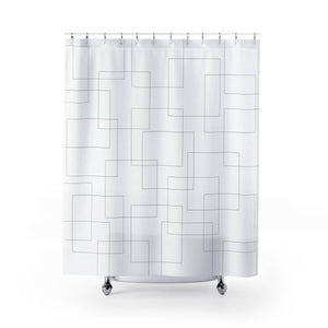 Inside the Box Shower Curtains - Your Own Unique