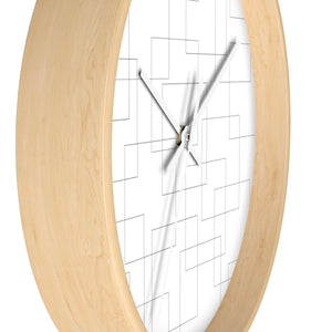 Inside the Box Wall Clock - Your Own Unique
