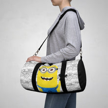 Load image into Gallery viewer, Minion and Friends Duffel Bag - Your Own Unique