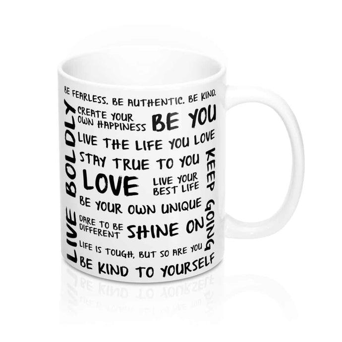 Self Love Mug 11oz - Your Own Unique