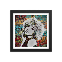 Load image into Gallery viewer, Urban Allure Graffiti Framed Art Print - Your Own Unique