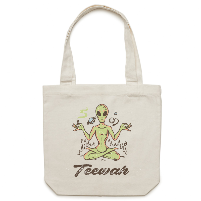 Galactic Grooviness Tote