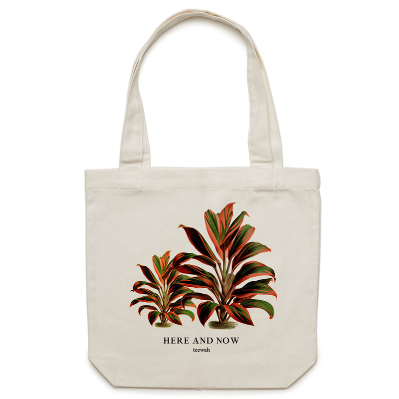 Here and Now Tote