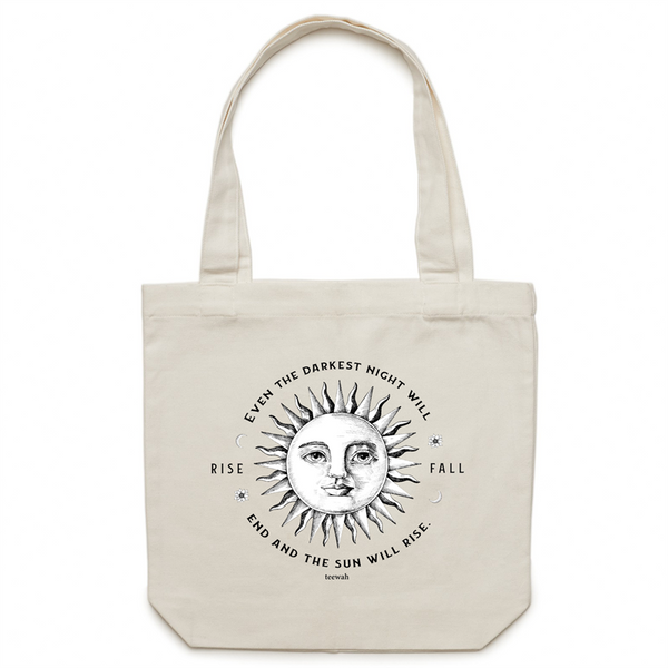 Darkest Night Tote