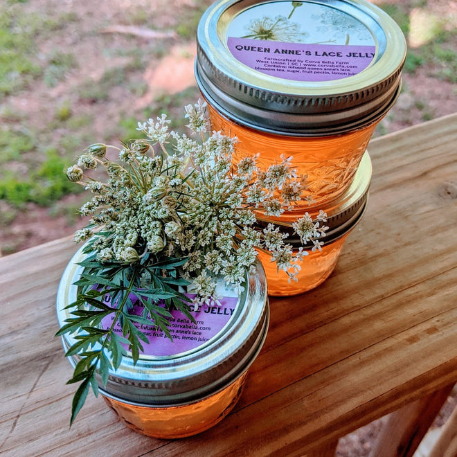 Corva Bella Farm Jams, Jellies & Spices